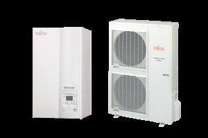 Серия High Power (EVI - компрессор, -25 °C, ТМакс. 60°C)