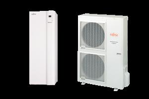 Серия High Power, А+ (EVI - компрессор, -25 °C, Т Макс. 60 °C, ГВС 190л.)