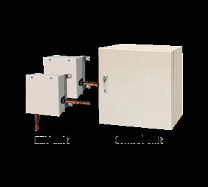 Комплект DX для систем кондиціонування повітря