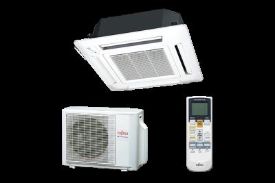 Серия LVL с 4-х поточным распределением воздуха (Compact & Comfort)