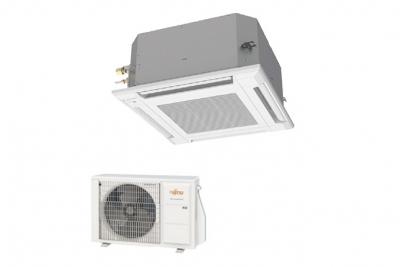 Серия KVLA с 4-х поточным распределением воздуха, R32 (Compact & Comfort)