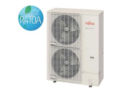 R410A Синхронна мульти-спліт система до 4-х  внутрішніх блоків